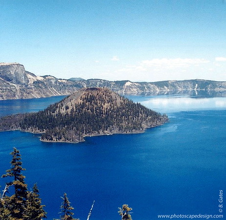 Crater Lake, Oregon (2001)