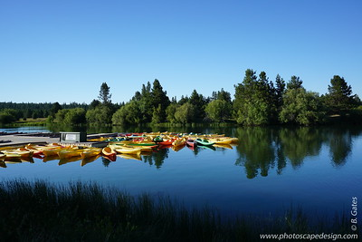 The Marina - Sunriver, OR