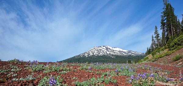 Mt. Bachelor - Cascade Lakes Scenic Byway