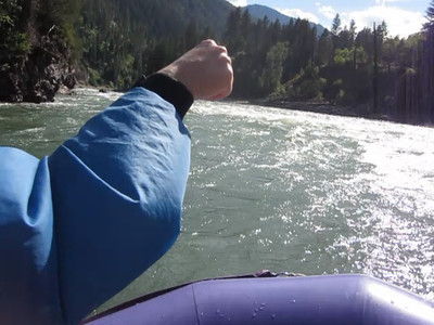 SmugMug goes whitewater rafting - Jackson Hole, Wyoming