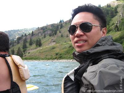 SmugMug goes whitewater rafting - Jackson Hole, Wyoming