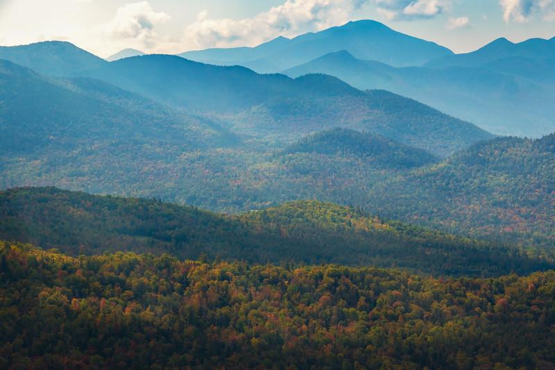 Adirondack Mountains <br /> Fall 2017