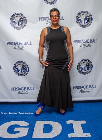 Heritage Ball 2018 my personall