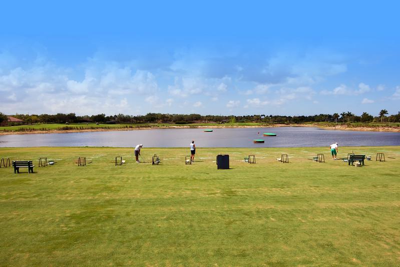 Heritage Bay Driving Range