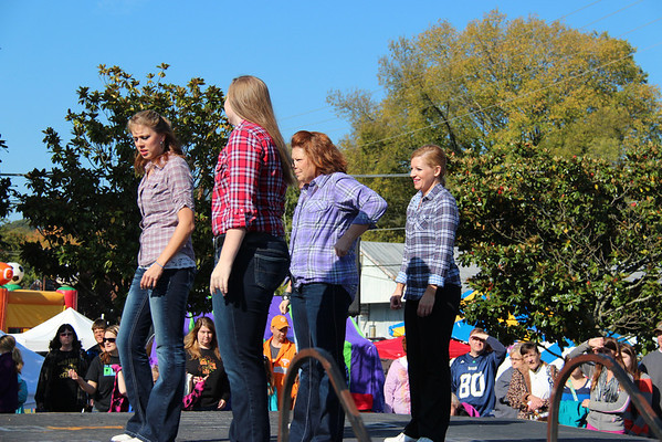 Heritage Days, Dance Stage