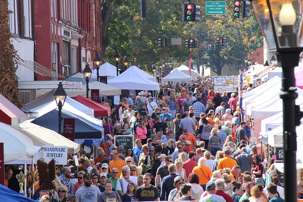 Heritage Days in Rogersville