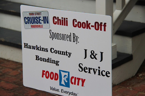 Heritage Days Chili Cookoff