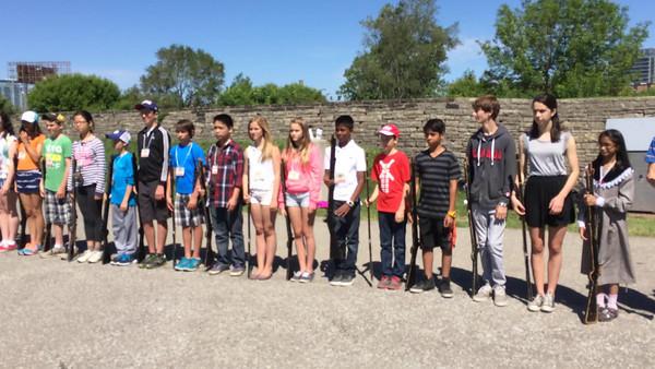 2014 - Provincial Fair - Fort York