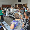 Heritage celebrates it's first Prayer Service in it's new sanctuary at 2501 Fox Mill Rd., Reston VA