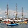 2013 Tall Ships Paddle
