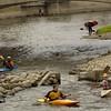 Paddling the Fox River