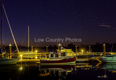 Heritage Marina Stars at Night