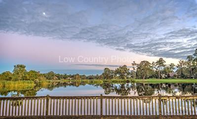 The Lake at Heritage Plantation 1