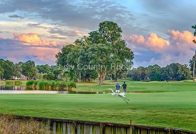Heritage Golf Club #10 Hole