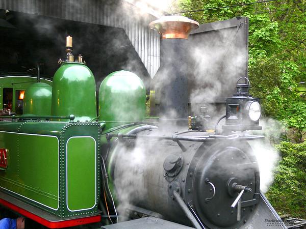 Heritage Steam Power