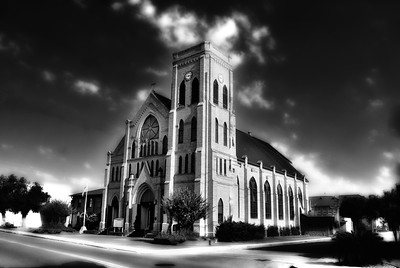DSC_0082 Cathedral BW