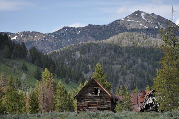 Custer & Bonanza City, Idaho. NEW!