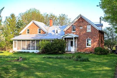 Bowman-Horigan House near Williamstown, Ontario.