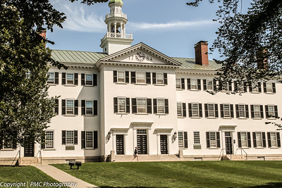 Dartmouth Hall, Dartmouth College