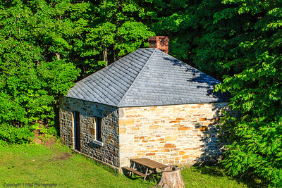Blacksmith Shop, Jones Falls, Rideau Canal