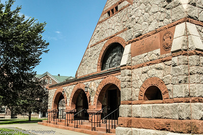 Rollins Chapel,  Dartmouth College, NH