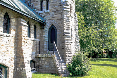 Architectural detail, Holy Trinity Anglican Church