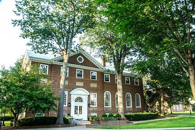 Landscape & Architecture,  Dartmouth College, NH