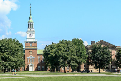 Designed Cultural Landscape, Dartmouth College