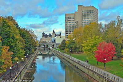 Cultural Landscape, Rideau Canal, Ottawa, Ontario