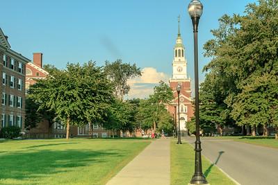 Designed Cultural Landscape, Dartmouth College, NH