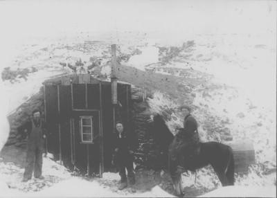 Coalwood, Montana Post Office, Janssen Mercantile, the Coalwood Community