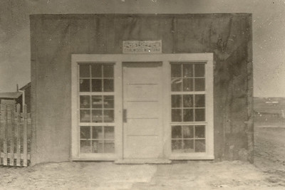 Second Coalwood Post Office & General Store 1915   Demand for other items increased, which prompted John W. to lay in more supplies. In 1915, he opened a full-fledged store in another building.