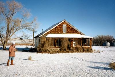Fred's House  November 1988