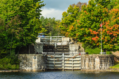 Flight Locks at Jones Falls, Rideau Canal