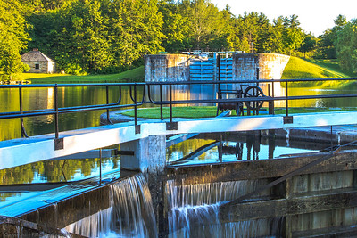 Jones Falls,  Rideau Canal NHS,