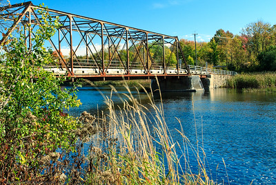 Andrewsville Bridge over the Rideau River