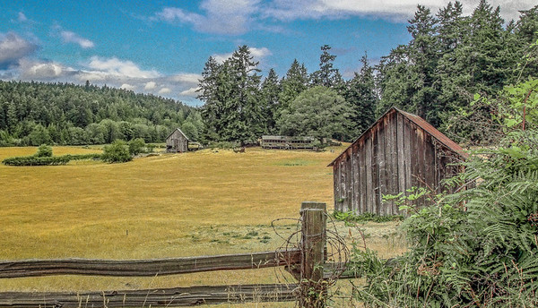 Ruckle Farmstead, Salt Spring Island, BC