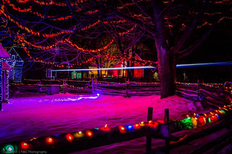 Alight at Night, UCV