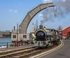 Portbury passes Steam Crane