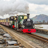 'Linda' and 'Lyd' at Porthmadog
