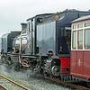 WHR No 87 at Porthmadog