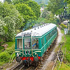 DMU at Buckfastleigh - 28 May, 2016