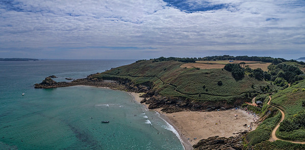 Belvoir Bay panorama