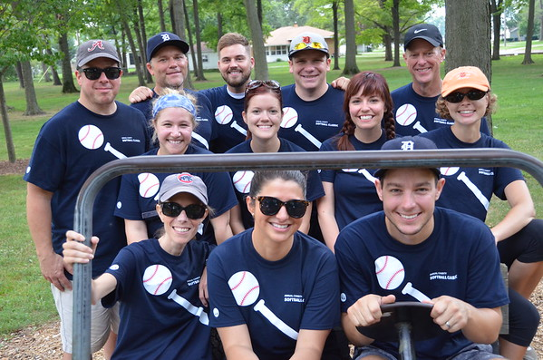 Charity Softball Classic 2015