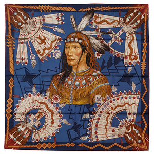 Cosmogonie Apache - Blue Midnight blue Cardinal red - NWCT - 1312240351