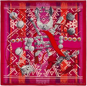 Lujo Criollo - CS 140 - Fuchsia - Rouge Carail - NWSTS - Ref 1309221551