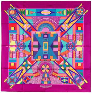 Art Indien des plaines - prune turquoise orange - NWCTS - 1212112043