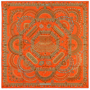 Parures des Maharajas - Rouge Bleu - CS 140 - NWCTS - Ref 1307190035