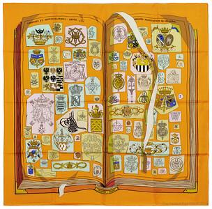 Chiffres et Monogrammes - Orange - EXCWOCT - 1409222351
