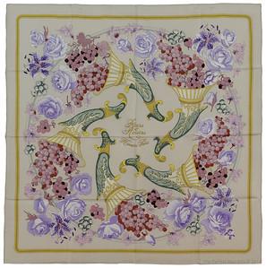 Fleurs et Raisins - Nacre - EXCWOCT - 1411032302